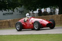 Alexander Barwell im Ferrari 500/625 von 1952