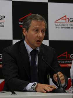 Mario Almondo, Scuderia Ferrari, Technical Director