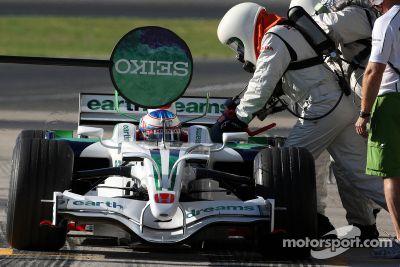Testfahrten in Jerez, Juli