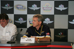 NASCAR Goodyear press conference: Greg Stucker, Goodyear