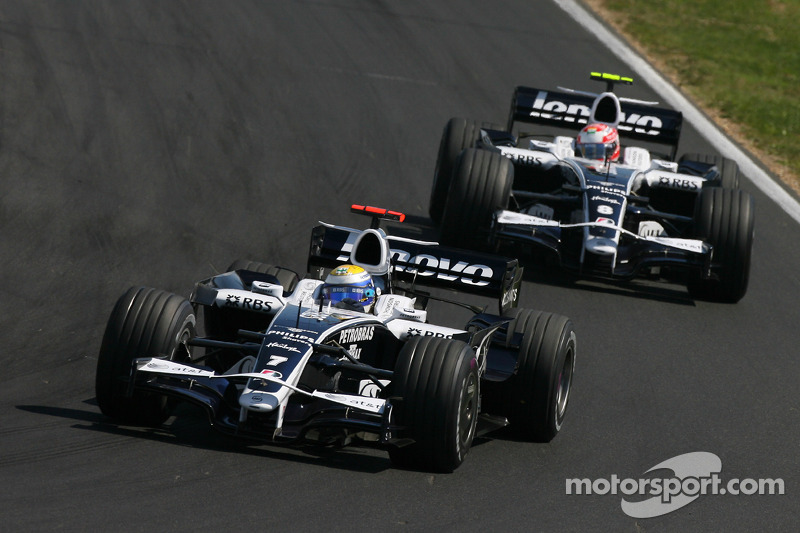 2008: Williams FW30