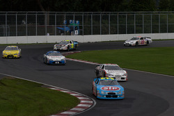 Marcos Ambrose leads Max Papis