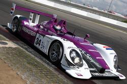 #34 Van Merksteijn Motorsport Porsche RS - Spyder: Jeroen Bleekemolen, Jos Verstappen