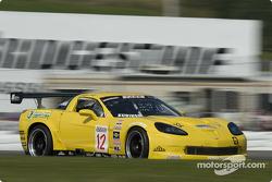 #12 Chevrolet Corvette: Brian Kubinski