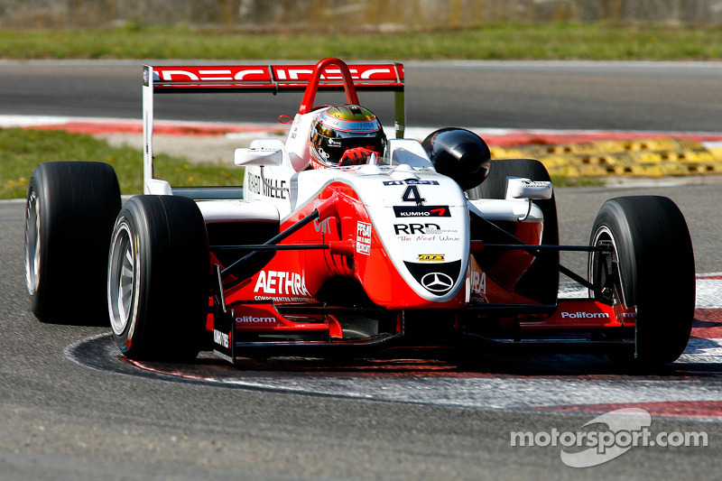 2008 год: Формула 3, ART