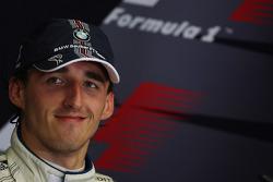 FIA press conference: Robert Kubica