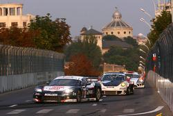 #3 Selleslagh Racing Team Corvette C6R: Christophe Bouchut, Xavier Maassen