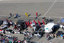 Crews ready for pit stops