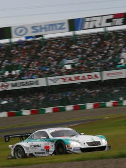 #36 Petronas Tom'S SC430: Juichi Wakisaka, Andre Lotterer, Carlo Van Dam