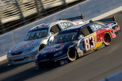 Brian Vickers and A.J. Allmendinger