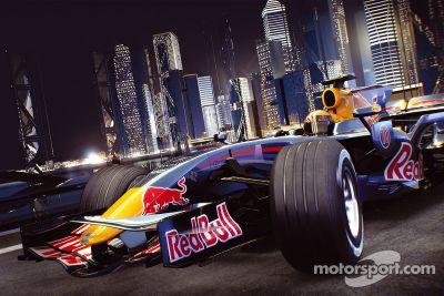 La présentation du circuit en ville de Singapour