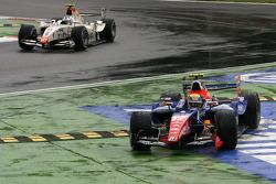 Giorgio Pantano, Racing Engineering, Lucas di Grassi, Campos