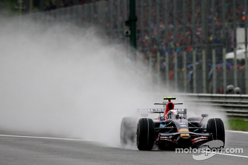 3. Себастьян Феттель – победа на Гран При Италии 2008 года
