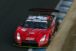 #23 Xanavi Nismo GT-R: Satoshi Motoyama, Benoit Treluyer