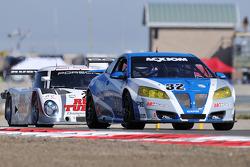#32 PR1 Motorsports Pontiac GXP.R: Patrick Barrett, Mike Forest