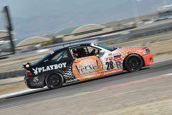 #28 Playboy Racing/ Fall-Line Motorsports BMW M3 Coupe: Mark Boden, Steve Jenkins