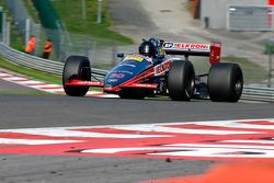 Christian Van Hee (NL) Brett Racing Team , F1 Lola SR27 Cosworth 3.5 V8 (formerly driven by P. Alliot)