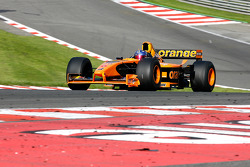 Gary Woodcock (GB) WB Racing, F1 Arrows A22 Hart 3.0 V10