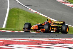 Michael Woodcock (GB) WB Racing, F1 Arrows A21 Hart 3.0 V10