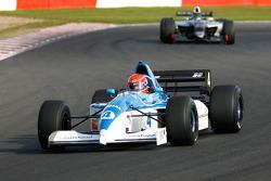 #4 Marijn Van Kalmthout (NL) Van Kalmthout Auto, F1 Tyrell 023 Yamaha 3.0 V10, and #23 Ingo Gerstl (A) TopSpeed, WS Dallara Renault 3.5 V6