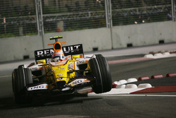 Nelson A. Piquet, Renault F1 Team, R28 in the air