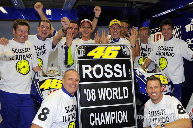 #8: Valentino Rossi (2008, Yamaha)