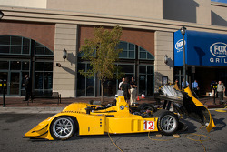 Petit Le Mans preview party at Atlantic Station: #12 Autocon Motorsports Creation CA07-002 Judd