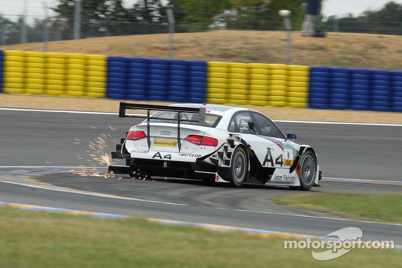 DTM, Le Mans 2008: Tom Kristensen, Abt, Audi A4