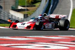 Rick Carlino, Surtees TS9B, 1972-73