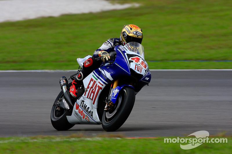 2008 рік - Yamaha (MotoGP)