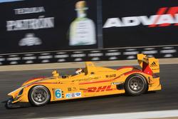#6 Penske Racing Porsche RS Spyder: Sascha Maassen, Patrick Long