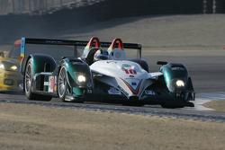 #10 ECO Racing Radical SR10 AER: Hideki Noda, Andrew Prendeville