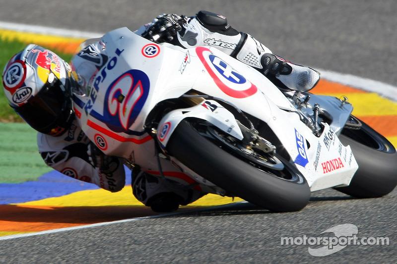 Dani Pedrosa, Honda - Valencia GP 2008