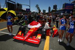 Newman/Hass/Lanigan Racing