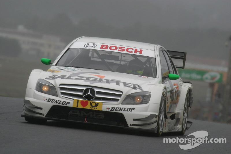2008 (титул конструктора): AMG-Mercedes C-Klasse