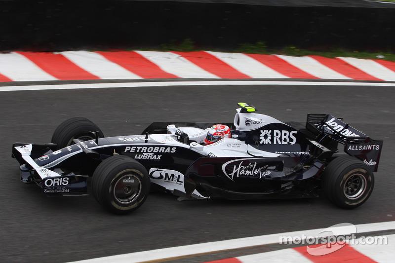 2008 : Williams FW30