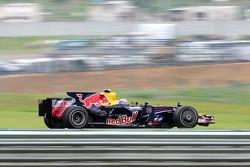 Mark Webber, Red Bull Racing, RB4
