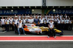 Renault F1 Team, Team Picture
