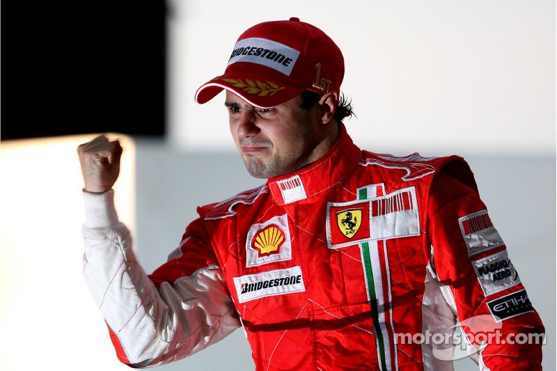 "2008 - Felipe Massa, Ferrari (<a href=""http://fr.motorsport.com/f1/photos/main-gallery/?r=17987"">Galerie</a>)"