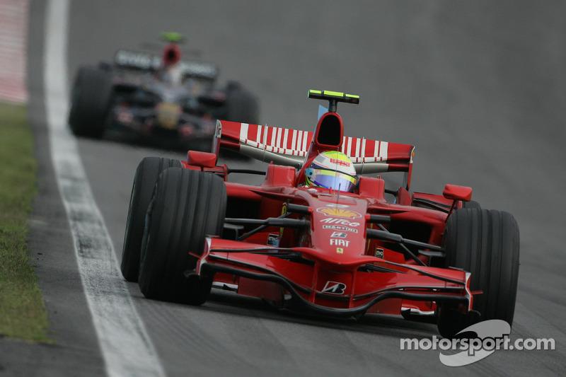 2008: Ferrari
