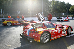 Belgian Racing Gillet Vertigo, Bas Leinders and Renaud Kuppens