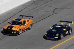 #15 Blackforest Motorsports Ford Mustang: Ian James, Tom Nastasi, #67 TRG Porsche GT3: Tim George Jr.