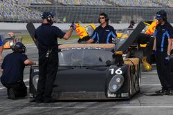 #16 Forsythe Racing Pontiac Coyote: Alberto Costa, Christian Fittipaldi