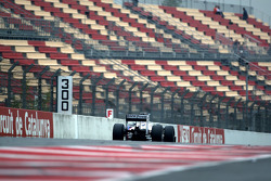 Nick Heidfeld, BMW Sauber F1 Team, Interim 2009 car- Formula 1 Testing, Barcelona