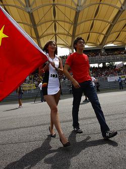 Ho Pin Tung of A1 Team China