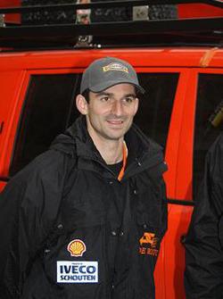 Team de Rooy: Sébastien Catta