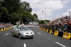 Parade for Nelson A. Piquet ve Ana Beatriz