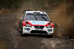 Барри Кларк и Пол Нэгл, Stobart VK M-Sport Ford Rally Team Ford Focus RS WRC07