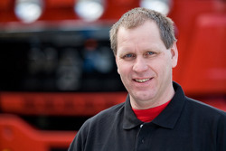 MAN Rally Team: Johan van Gestel, mechanic truck 3