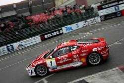 Ferrari Challenge Trofeo Pirelli, Andrea Belluzzi, Ferrari F430, Motor Modena